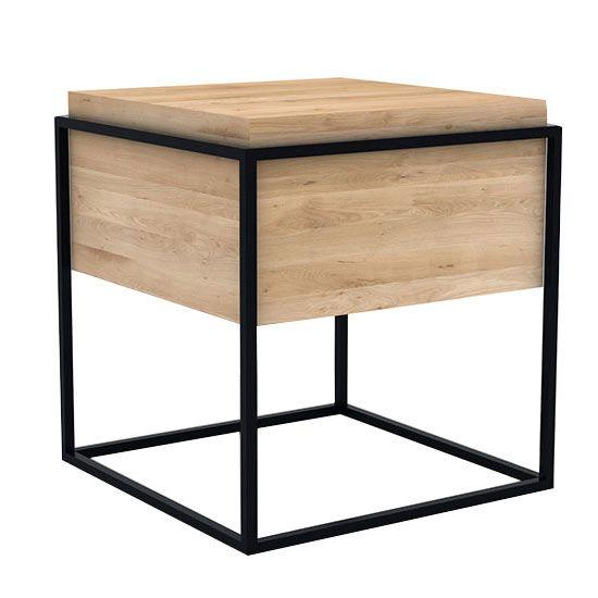 monoqi monolit beistelltisch 1 sw furniture coffee. Black Bedroom Furniture Sets. Home Design Ideas