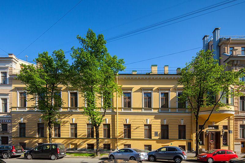 Polovtsov Mansion (House of Architects) on Bolshaya