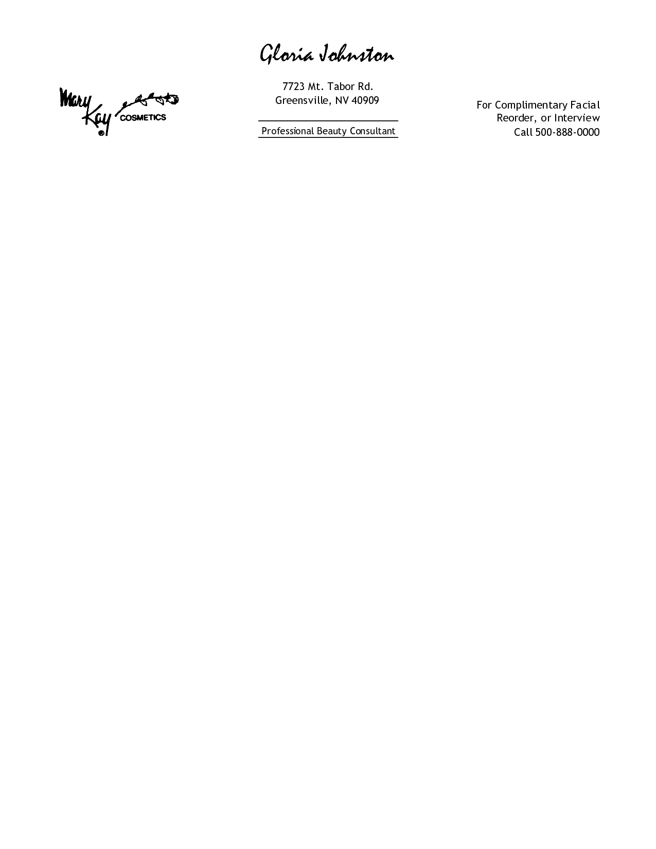 personal letterhead this letterhead would so go with my potential