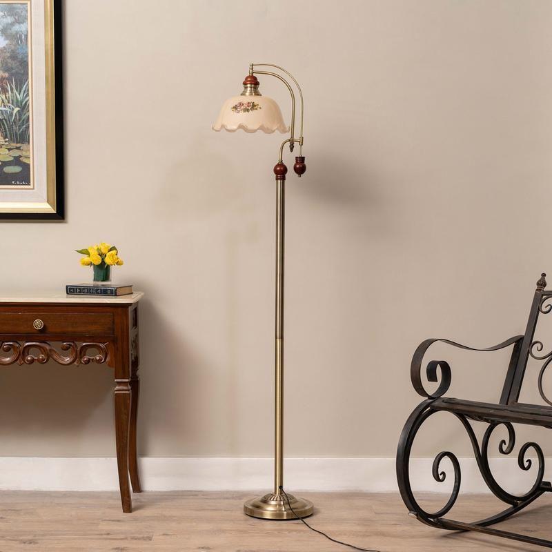 Austin Fenton Floor Lamp Thedecorkart Floor Lamp Lamp Tall Floor Lamps