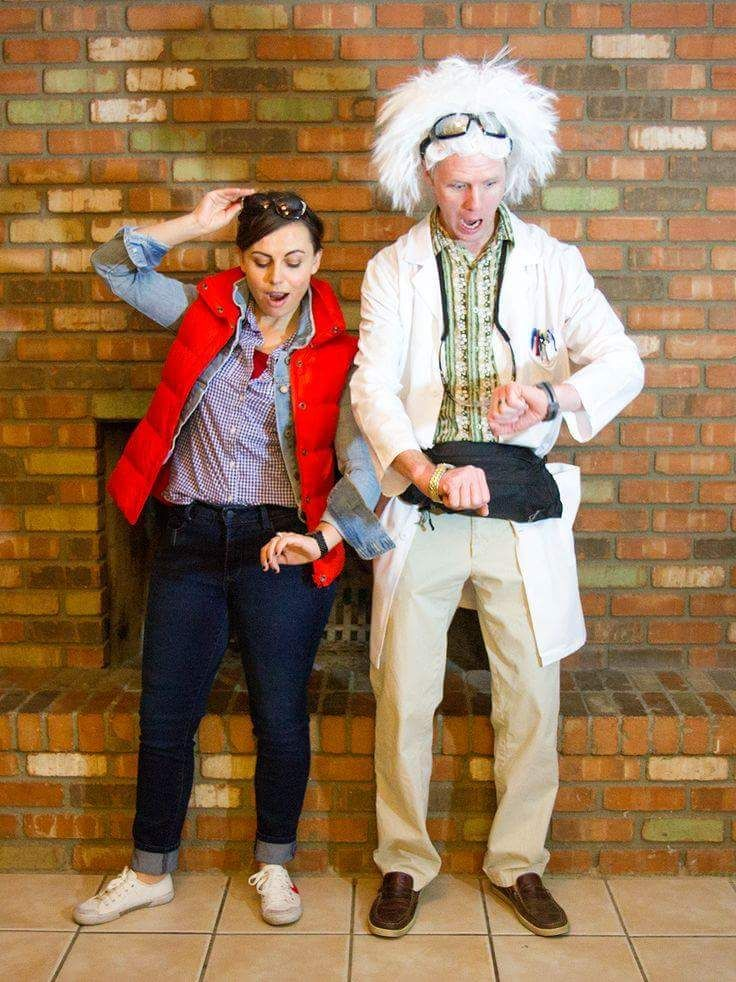 40+ Oh-So-Innovative DIY Couple Halloween Costume Ideas For The You - unique couples halloween costumes ideas