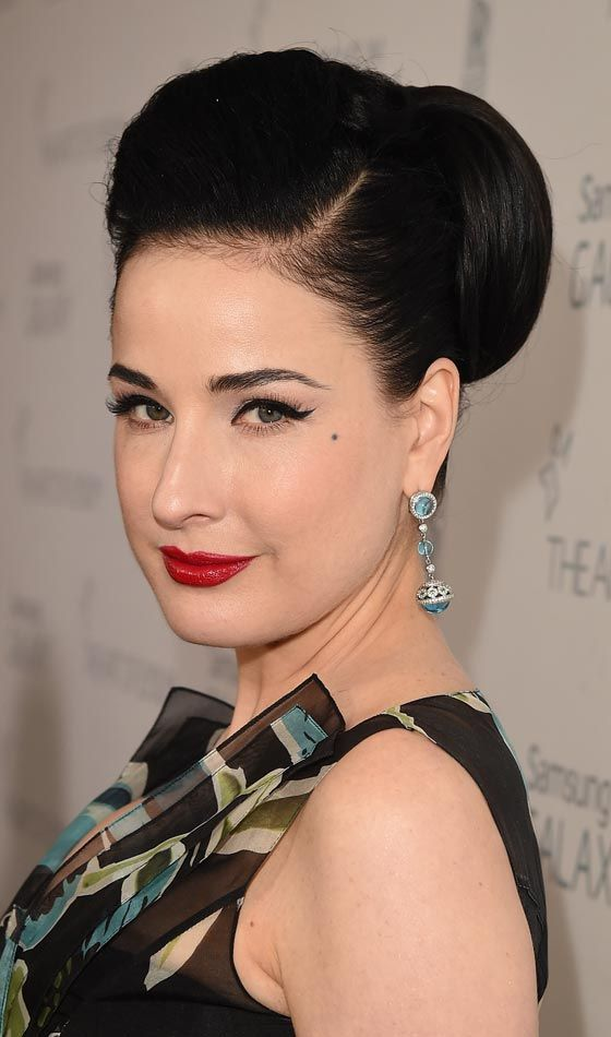 15 Bridal Updo Hairstyles To Inspire You In 2020 Dita Von Teese Dita Von Teese Style Hair Styles