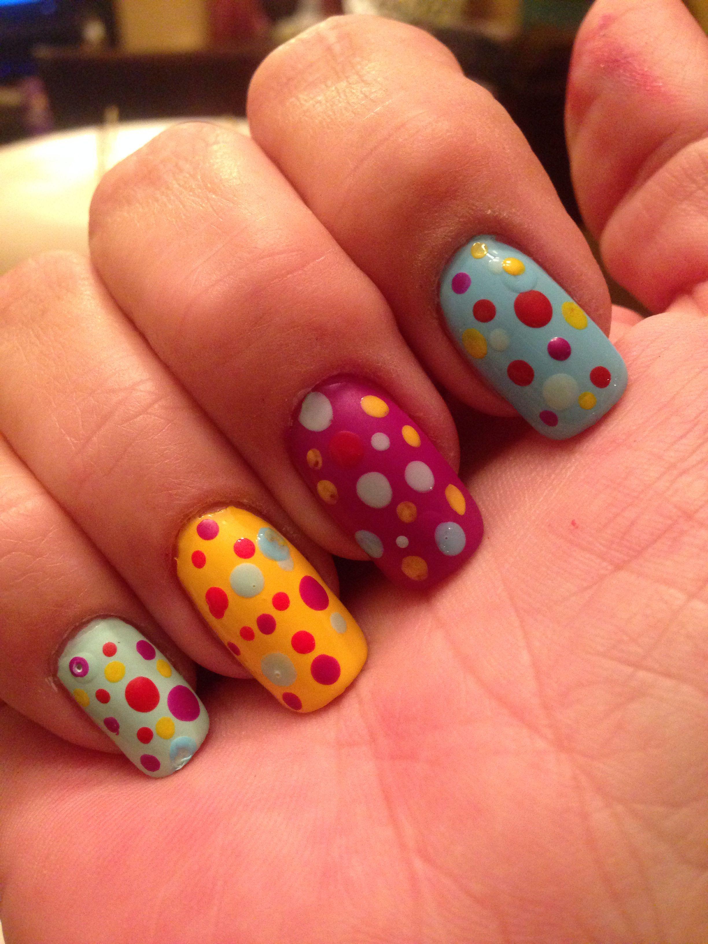 Fun with polka dots