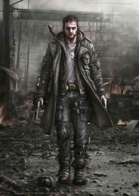 Pin De Breiana Meeks En Survivants Des Wastelands Arte Zombie Apocalipsis De Zombi Modelado De Personajes