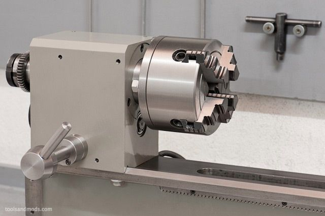 Mini Lathe Headstock Mods And Other Good Mods Machine