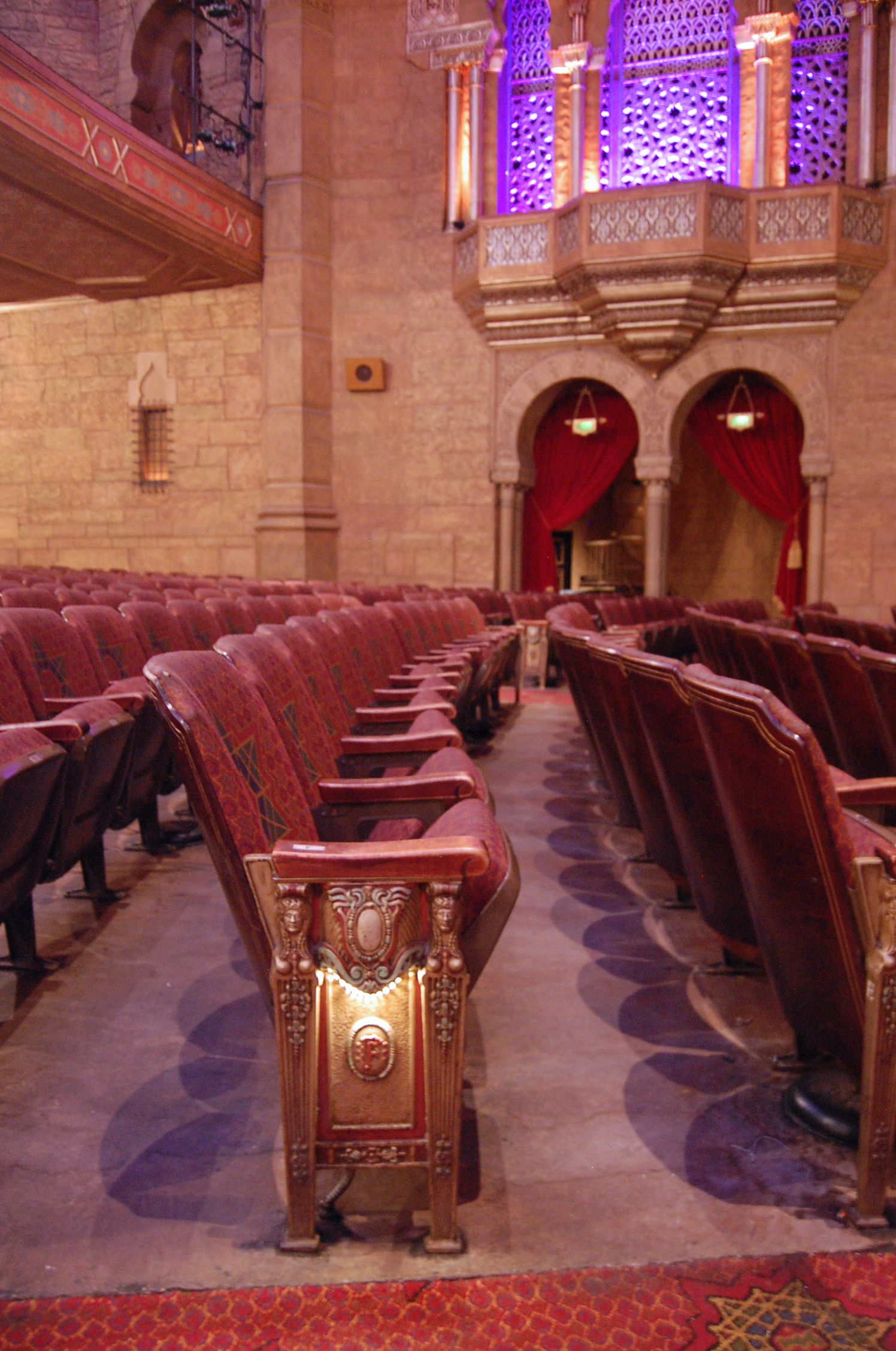 foxseats.jpg (1496×2256) Theatre room, Seating, Atlanta
