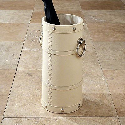 Ring Umbrella Stand - Ivory