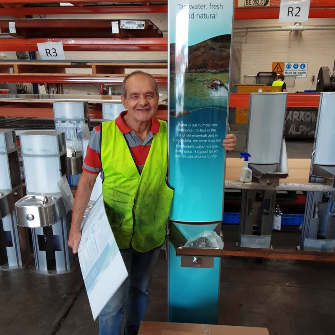 Best Drinking Water Fountain And Water Refilling Stations Made In Australia In 2020 Water Station Drinking Water Drinking Water Fountain