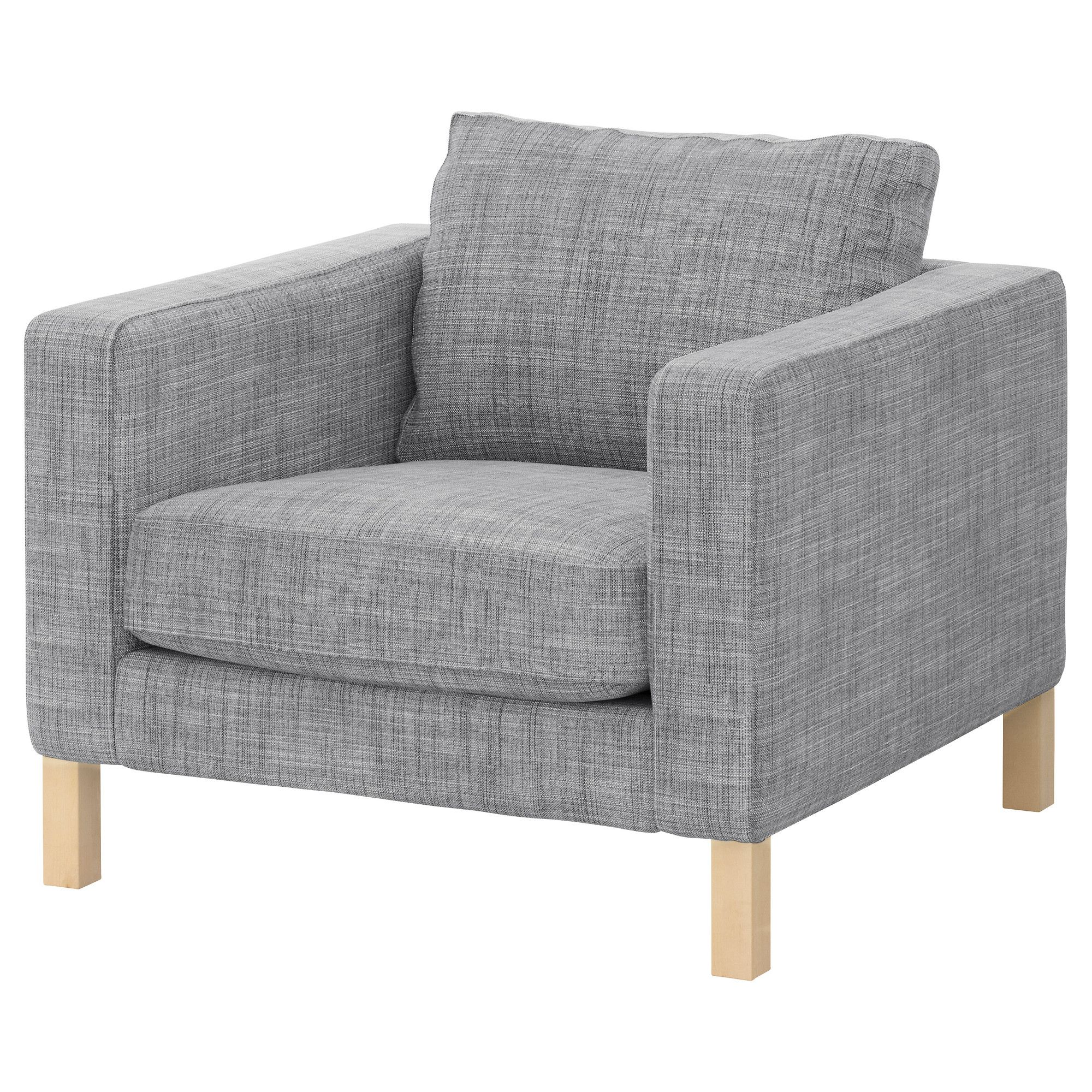 KARLSTAD Chair - Isunda gray - IKEA | Home | Pinterest ...