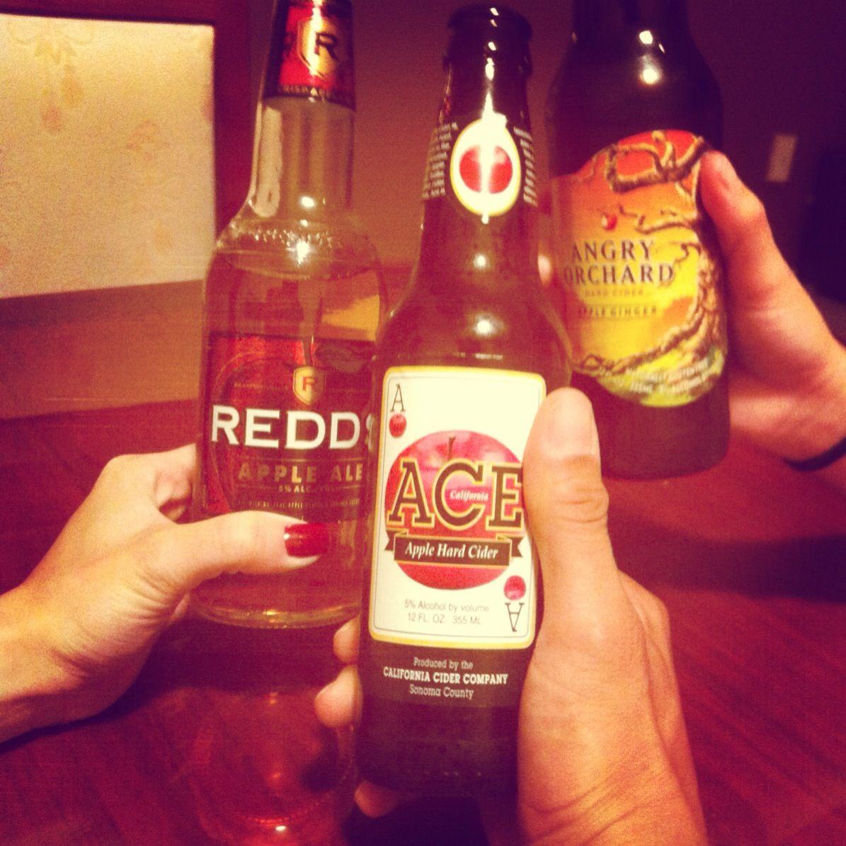 More apple cider beer!