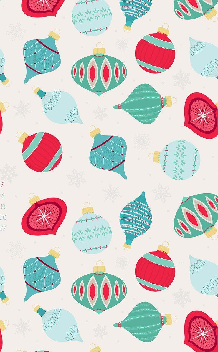 Retro Christmas Download More Christmas Iphone Wallpapers At Prettywallpaperscr Wallpaper Iphone Christmas Christmas Wallpaper Iphone Cute Holiday Wallpaper