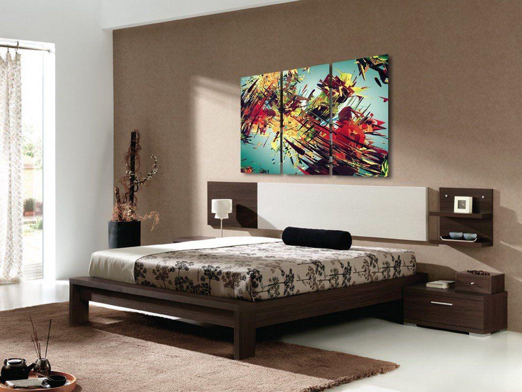 Resultado de imagen para foto lienzo triptico fotofacil pinterest tr ptico y lienzos - Lienzos para dormitorios ...