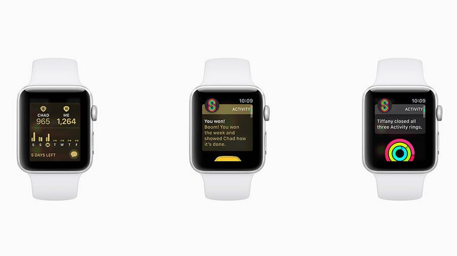 WatchOS 5 turns the Apple Watch into a Walkie Talkie, now