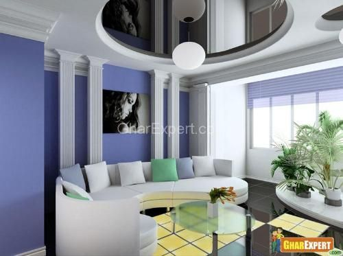 Indian drawing rooms; Drawing room furniture India; Modular drawing ...