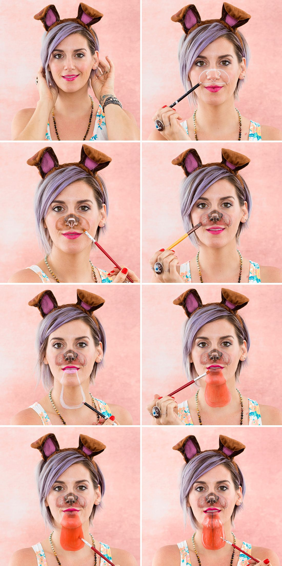 Bring Snapchat Filters to Life With These Halloween Makeup Hacks