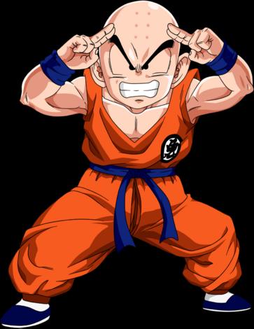 Make This Amazing Design Dragon Ball Krillin Funny On Your Shirts