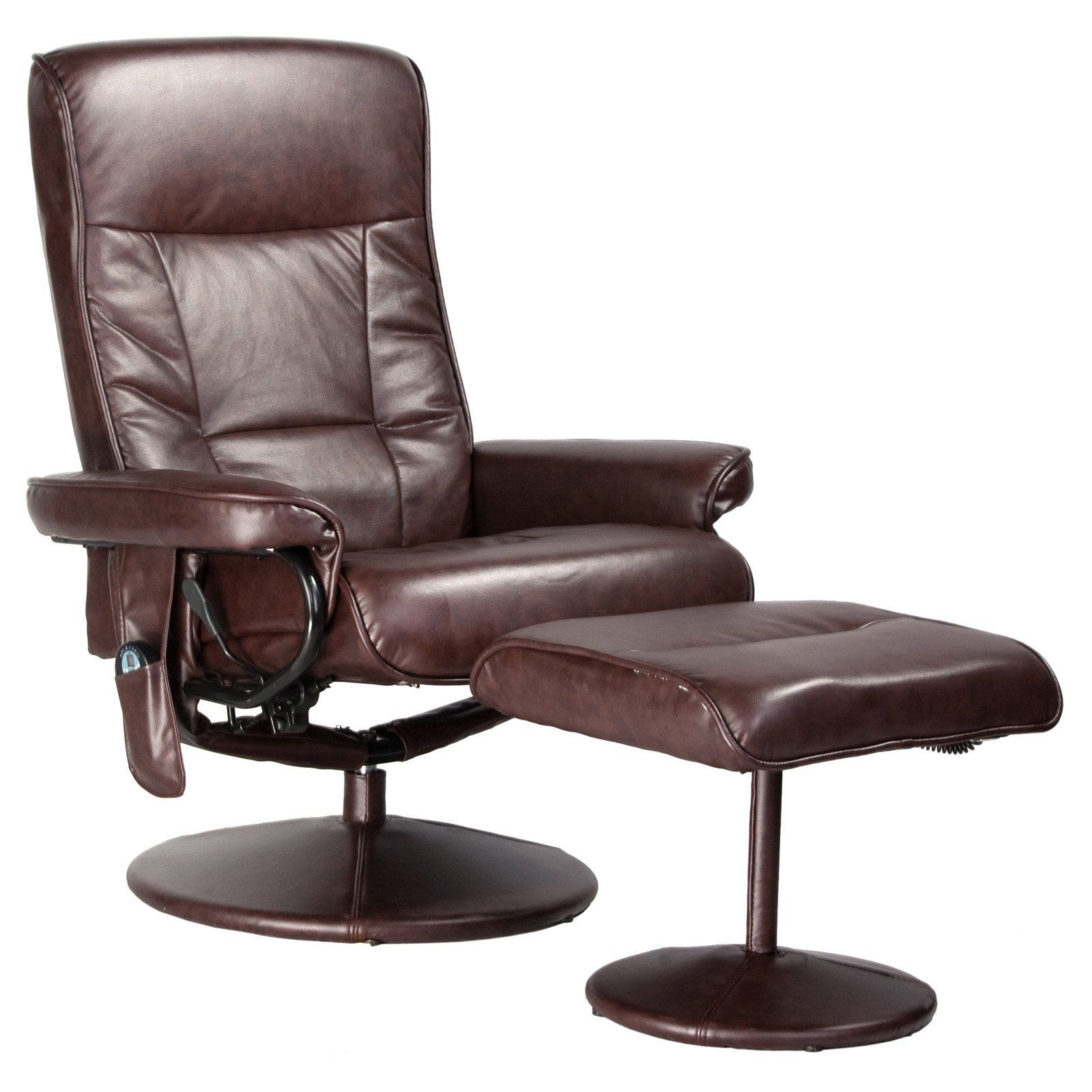 Comfort Products Relaxzen 8-Motor Massage Recliner with Heat | from hayneedle.com