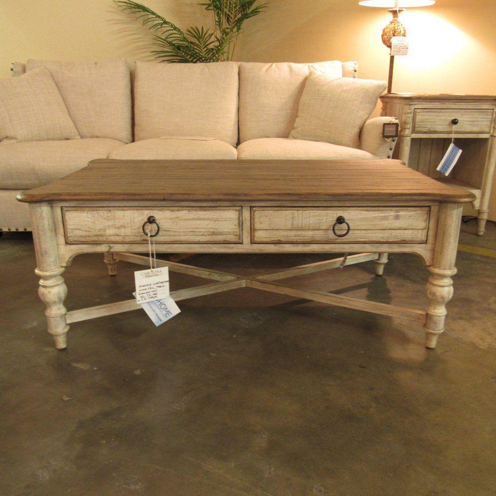 Kincaid Weatherford Cocktail Table Floor Sample On Clearance Home Decor Table Living Room Furniture