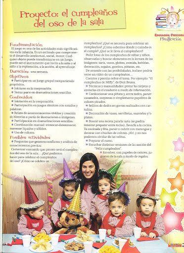 Revista Maestra Infantil