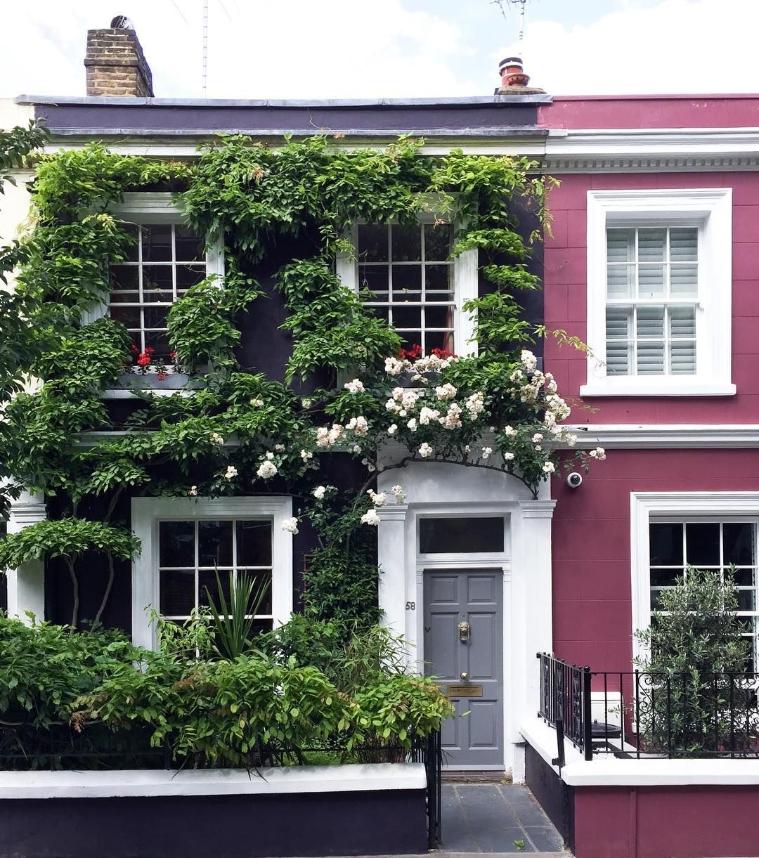 London Apartments Exterior: Nottinghill - Lara In London (@larainlondon)