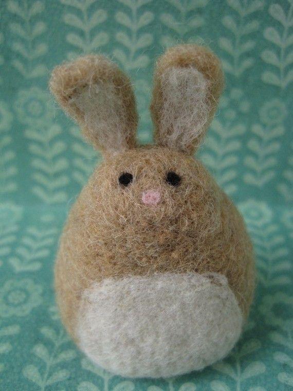Otro estilo de conejo de lana