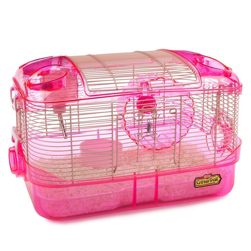 KAYTEE Easy Clean Small Pet Habitat, Blue Pets, Animal