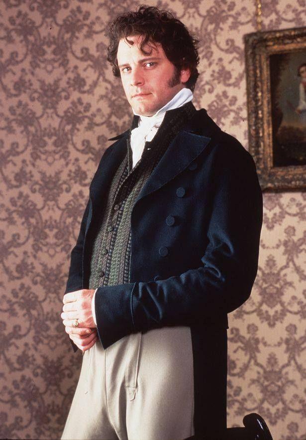 I LOVE Mr DARCY Jane Austen Colin Firth Mens Womens Kids Funny T-Shirt
