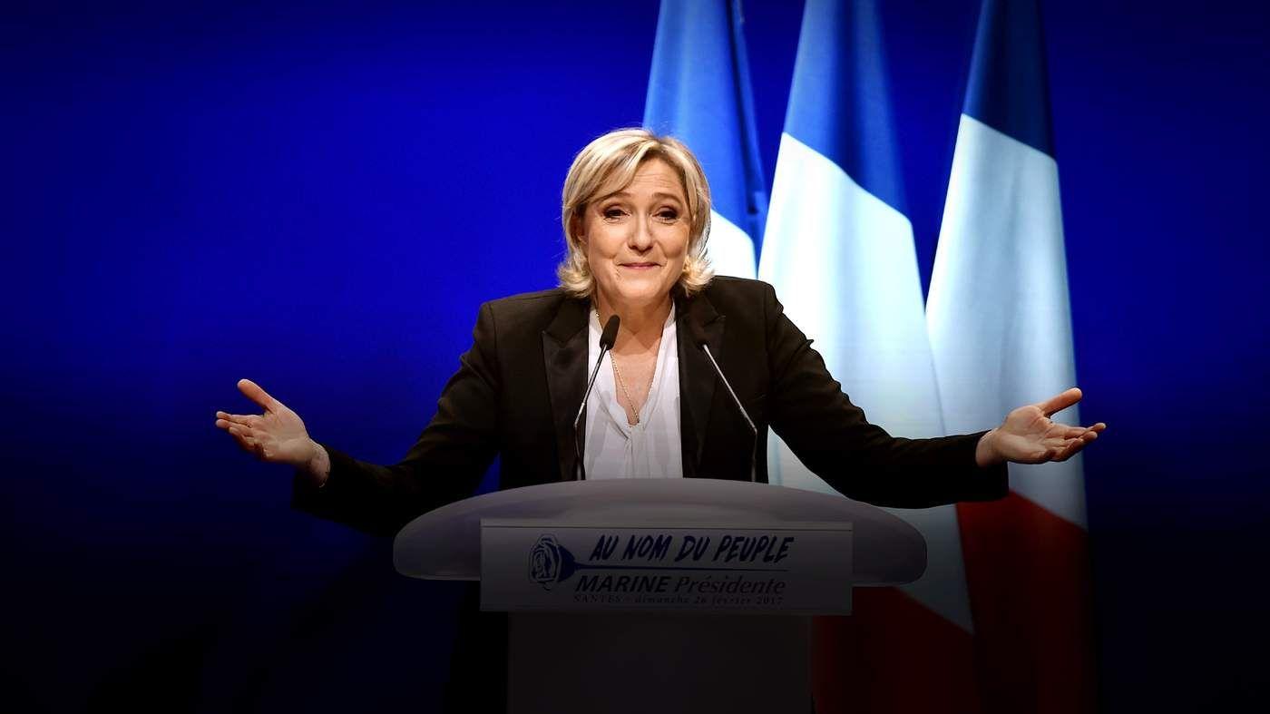 Marine Le Pen | Shorthand stories | France national ...