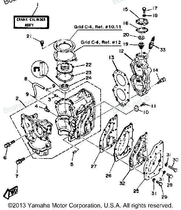 click on image to download 1986 yamaha 25esj outboard service repair rh pinterest com Toyota Factory Repair Manuals 2013 Kia Forte Repair Manual
