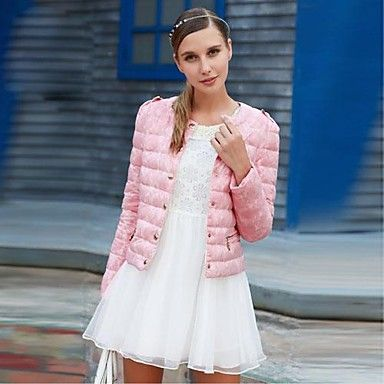Women's Winter Fashionable Thicken Coat