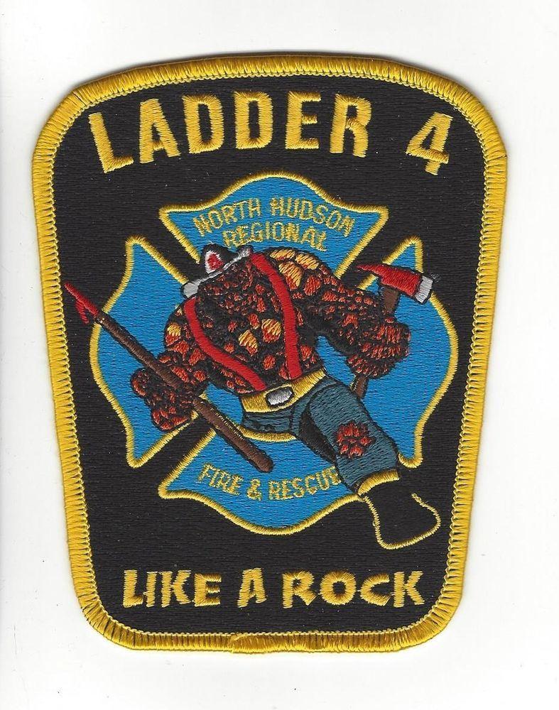 Sussex County Fire Academy Firefighter 3 Patch New Jersey NJ SKU203
