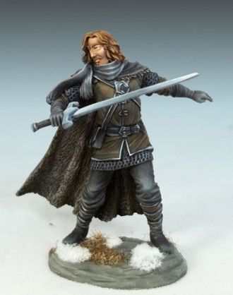 Ser Waymar Royce Of The Night S Watch Fantasy Miniatures