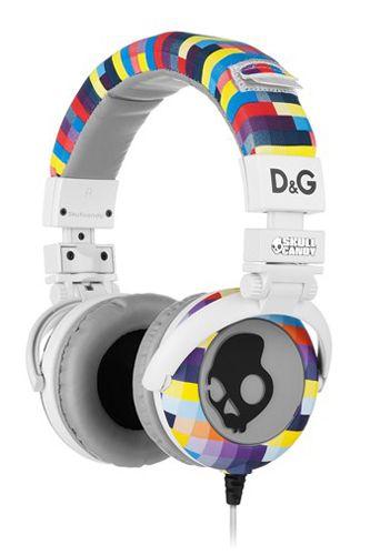 b1c1cf6388d Dolce & Gabbana x Skullcandy Headphones   Gadgets   Skullcandy ...