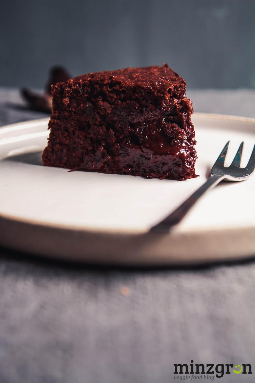 Saftiger Rote Bete Schokokuchen Schokokuchen Desserts Ohne Backen Rote Beete Schokoladenkuchen