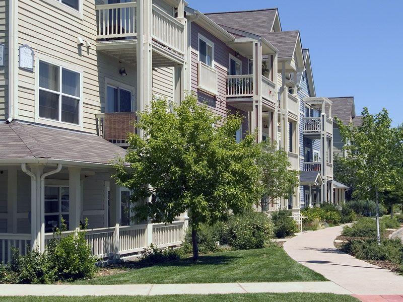 Higlands Garden Village Trocadero Apartments (Denver, CO