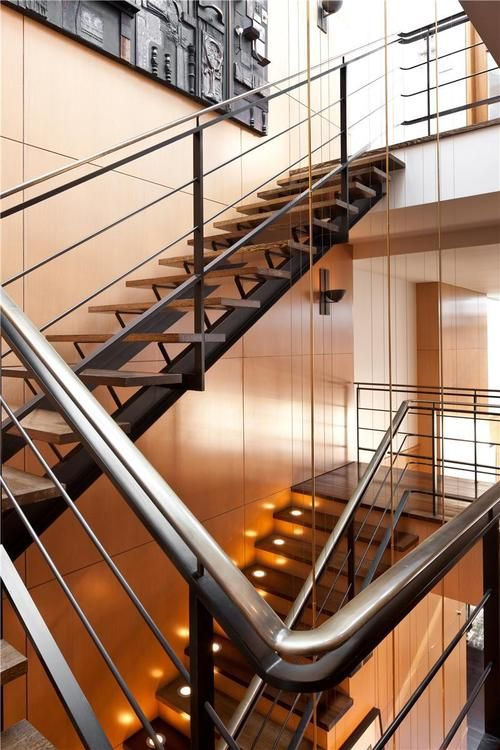 Light Up Your Stairs For Good Feng Shui Stairs Cure!