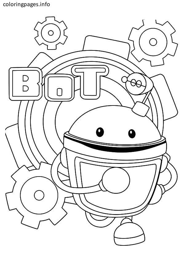 Team Umizoomi Bot Coloring Pages Team Umizoomi Coloring Pages Coloring Pages For Boys