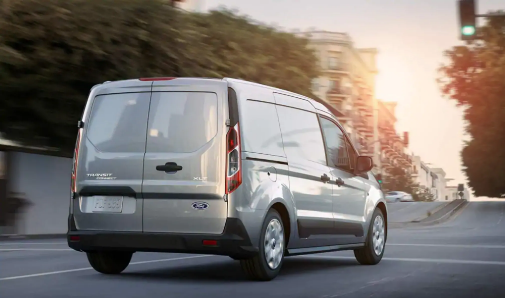 The Versatile 2019 Ford Transit Connect Bill Colwell Ford Inc