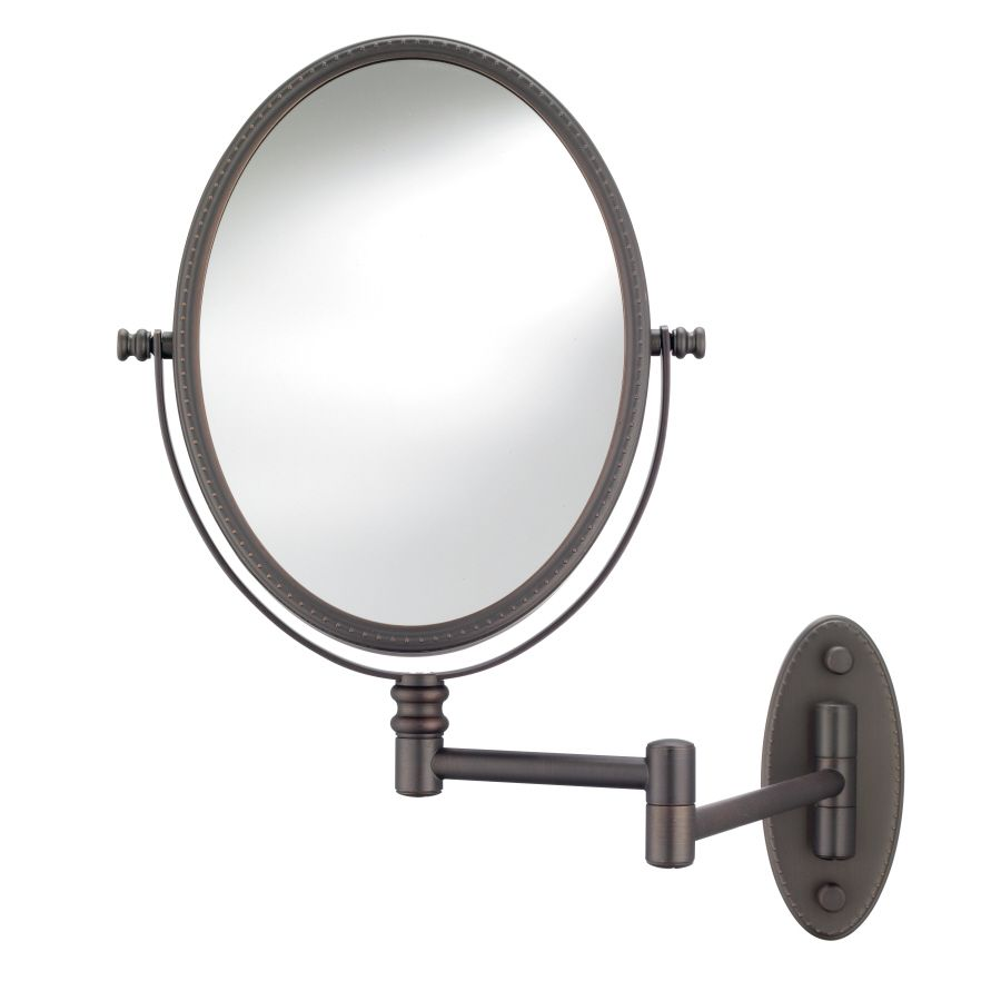 Conair Oil Rubbed Bronze Wall Mounted Vanity Mirror