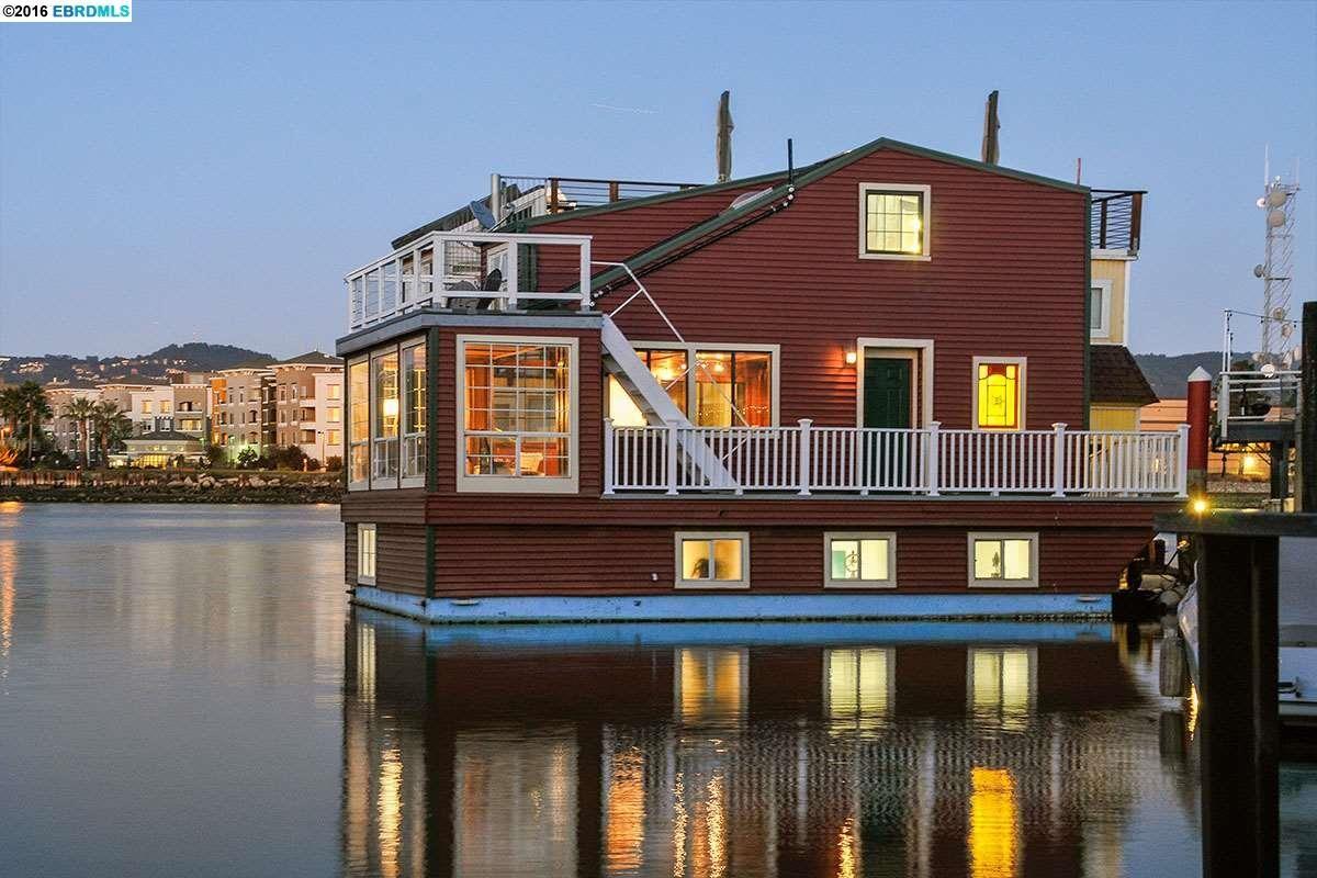 floating homes for sale uk