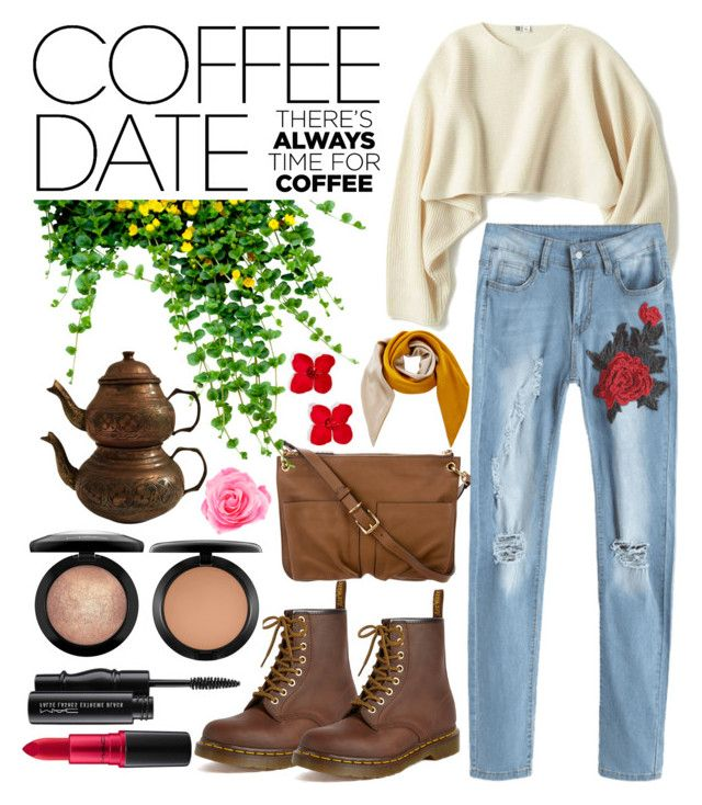 Casual Day At The Coffee Shop My Art Work Polyvore Mac