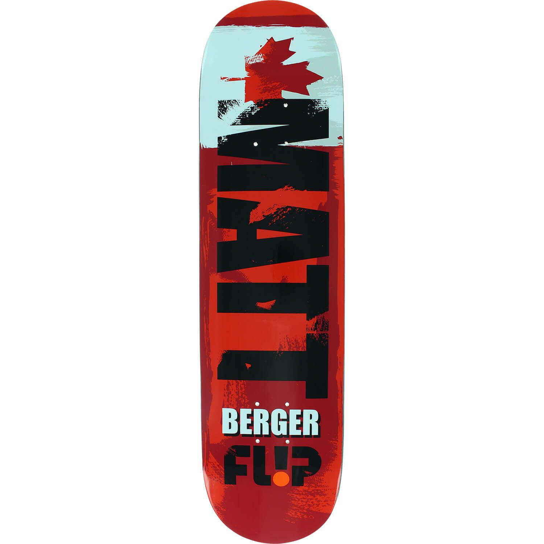 Flip Skateboards Matt Berger International Skateboard Deck 8 X 31 8 Warehouse Skateboards Flip Skateboards Skateboard Skateboard Decks