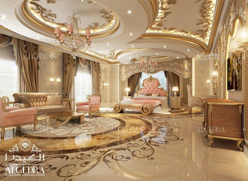 Pink boudoir | Luxury bedroom master, Master bedroom ...