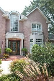 Image Result For Best Trim Color Pink Brick