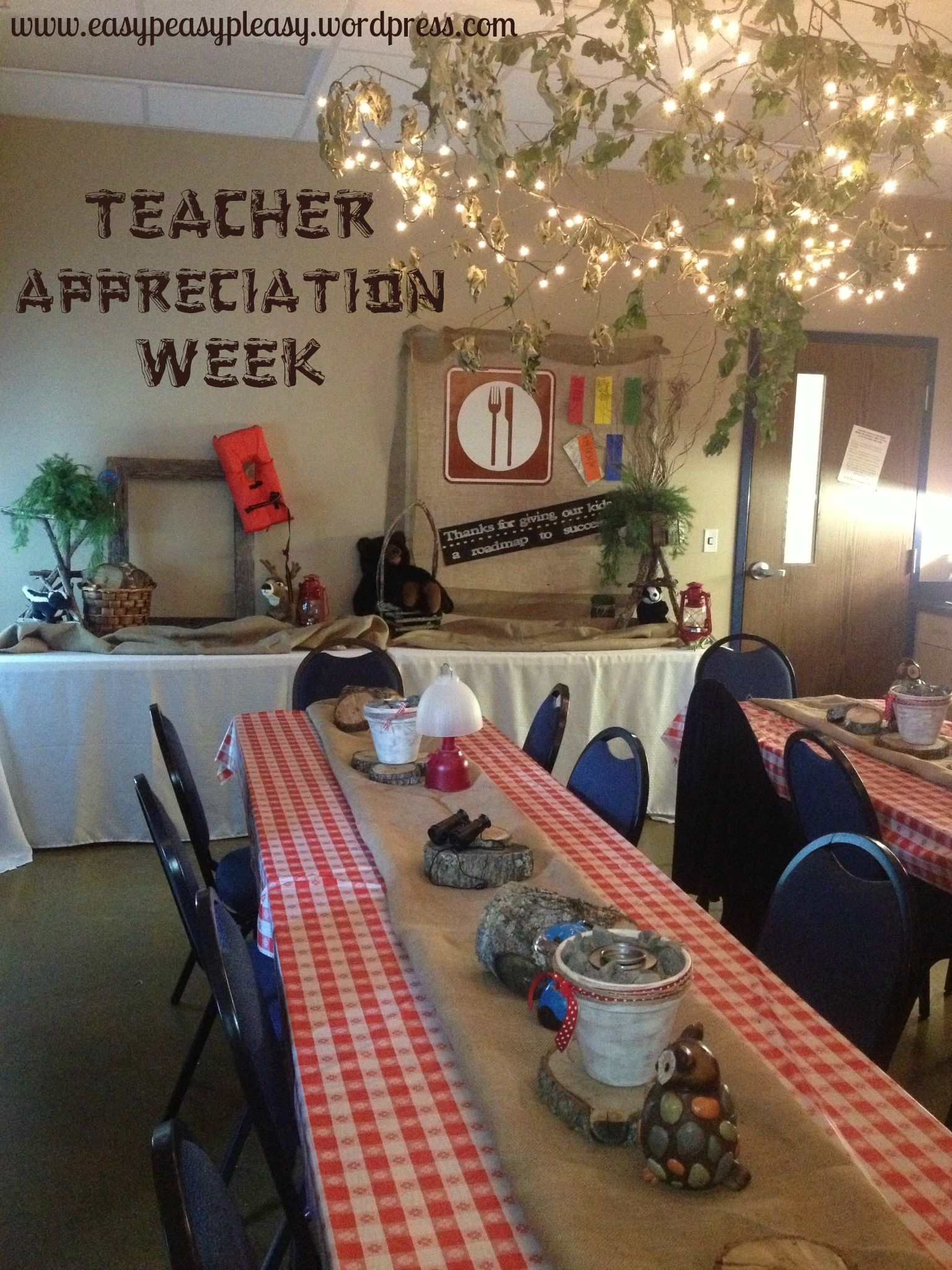 How To Show Teacher Appreciation In A Big Way Camping