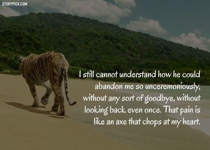 Life Of Pi Quotes i was looking for this quote exactly !.. its kind of how ive felt  Life Of Pi Quotes