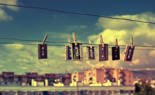 Cassette Tapes On Tumblr Photography MusicVintage