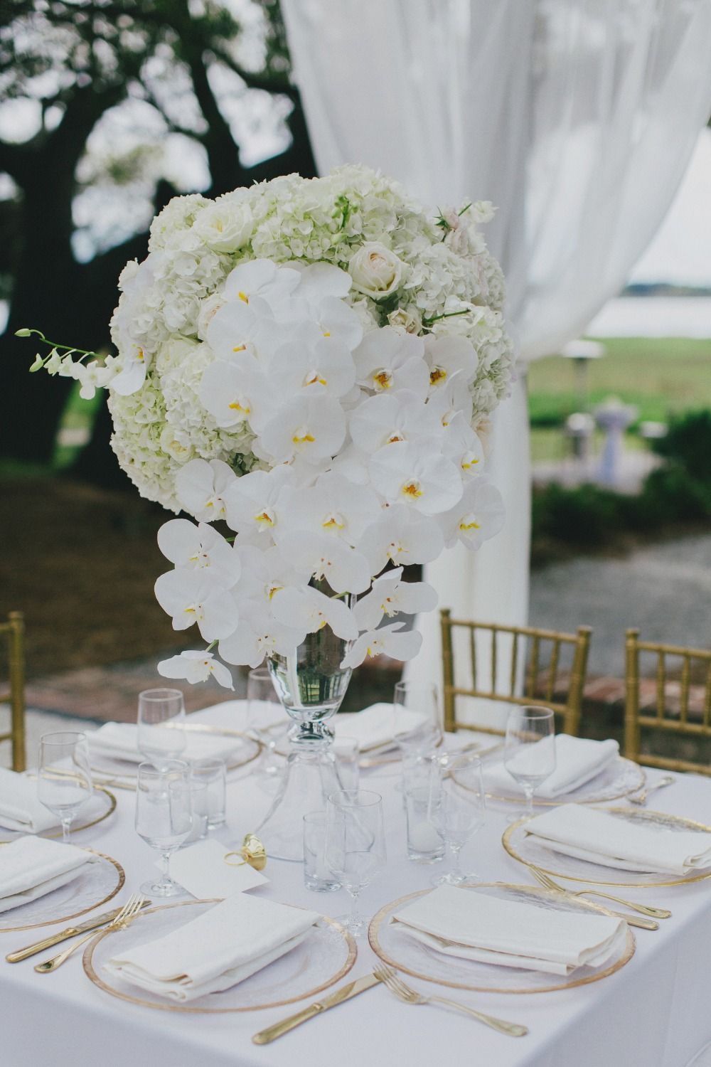 How To Have A Southern Style Dream Wedding Table Decor For