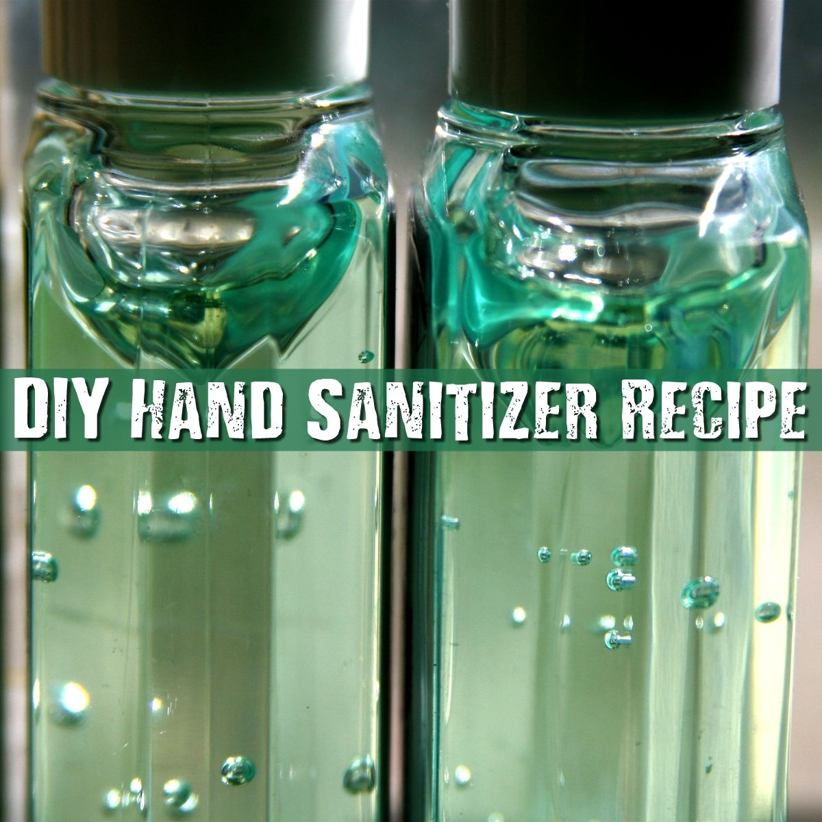 Diy Sanitizer For Surfaces And Hands Emergency Preparedness