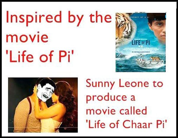 Life of chaar pi hindi comments pinterest for Life of pi in hindi